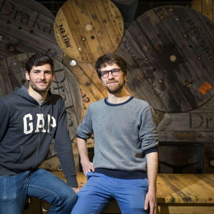 #1: François de Kerret et Thibaut Jaurou, cofondateurs de Simplyk