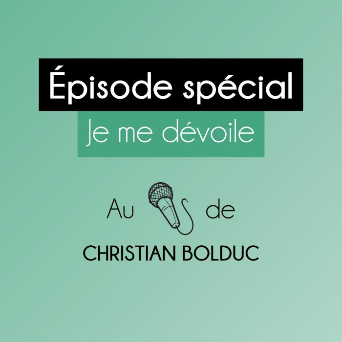 Épisode spécial : je me dévoile au 🎙️de Christian Bolduc, PDG de BNP Performance Philanthropique