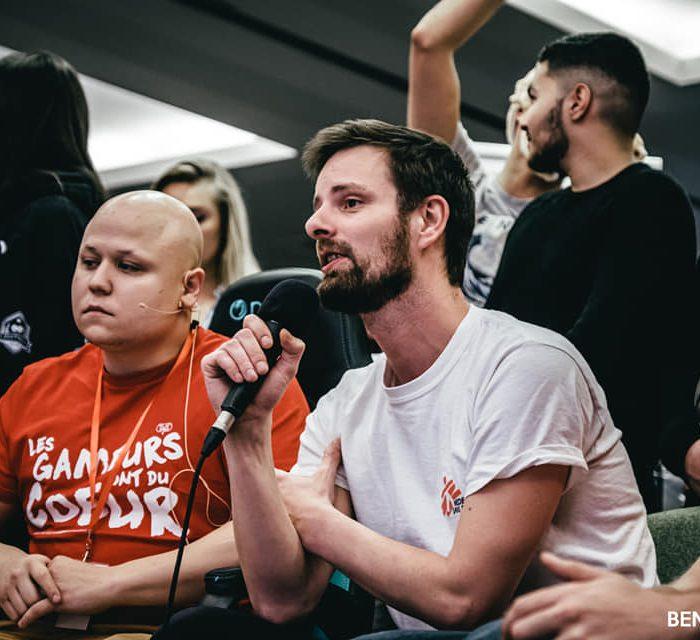 S2E6 : Le gaming caritatif : nouveau fer de lance du fundraising digital ? – Thibault Dujardin-Bazier, Digital Unit Team Leader chez Médecins Sans Frontières Belgique